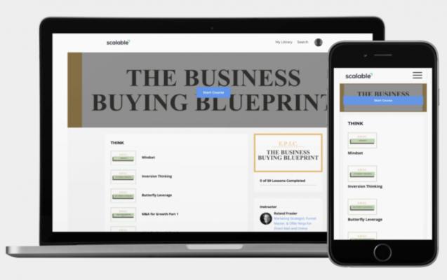 Epic Business Buying Blueprint – Roland Frasier download