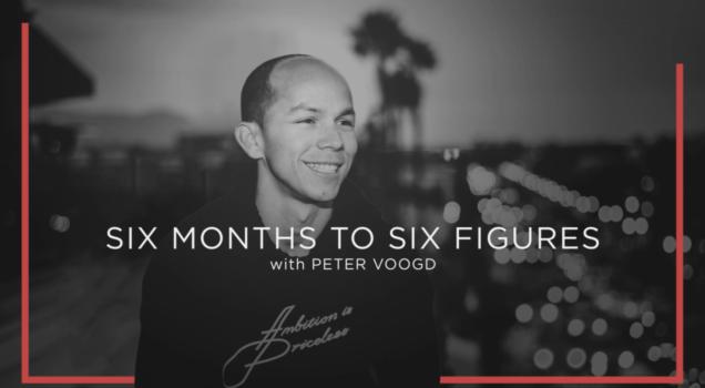 Six Months to Six Figures – Peter Voogd download