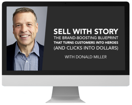 Sell With Story – Donald Miller download