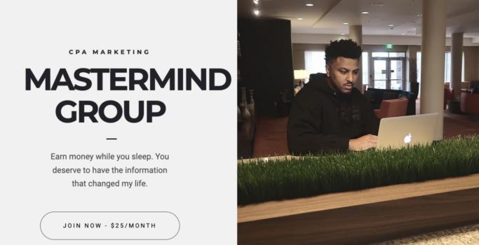 CPA Marketing Mastermind – Brandon Belcher download