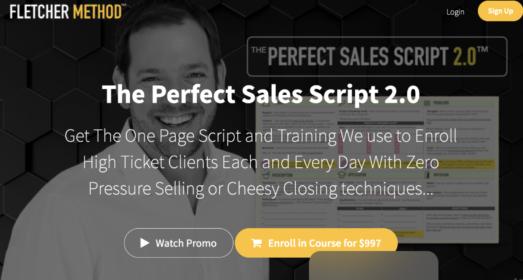 Sales Script 2.0 – Aaron Fletcher download
