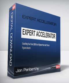 Jon Penberthy – Expert Accelerator download